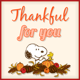 thanksgiving thanksgivingday thanks thankful friends peanuts snoopy woodstock thankyounote loveandkisses freetoedit