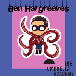 benhargreeves theumbrellaacademy freetoedit