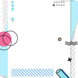freetoedit geometric kpop layers softcolor circle square overlay poster colorful wallpaper background