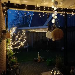 kinora mygarden warmlights christmaslights cosy cosyplace almostchristmas🎄 freetoedit almostchristmas