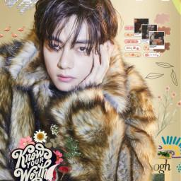 bts taehyung artsy artsyaesthetic pantone brown browneyes colorpalette freetoedit