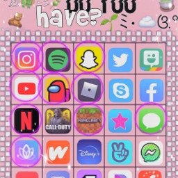 whatappsdoyouhave tublr cute freetoedit