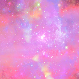 freetoedit glitter sparkle galaxy sky stars pink pastel night aesthetic cosmos dust smoke stardust shimmer clouds universe sunset overlay background wallpaper