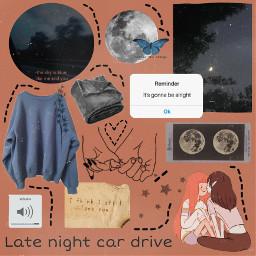 moodboard cardrive dark moon nightaesthetic love lgbtq girls aesthetic darkblueaesthetic teenaesthetic teenyears freetoedit
