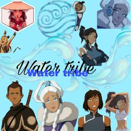 watertribe yue katara sokka korra freetoedit