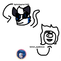 freetoedit objectshowfan2003sanimations commission commisions gift gifts cat blue black white
