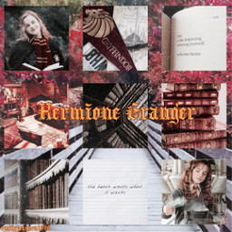 hermionegranger hermione granger hermionejeangranger hermionegrangeredit collage edit gryffindor gryffindoraesthetic emma watson emmawatson harry potter harrypotter art red yellow music wedding party night japan nature beach