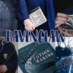 harrypotter hp blue aesthetic ravenclaw ravenclawaesthetic home harrypotteraesthetic blueaesthetic freetoedit