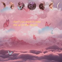 dreamy dreamworld dreamart dreamaesthetic cloudsandsky clouds cloudaesthetic dreamquotes quotes butterfly butterflyaesthetic blue moon mooncycle moonbeam moonsticker moonaesthetic freetoedit srcmoonaesthetic