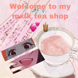 milktea animae aesthetic freetoedit