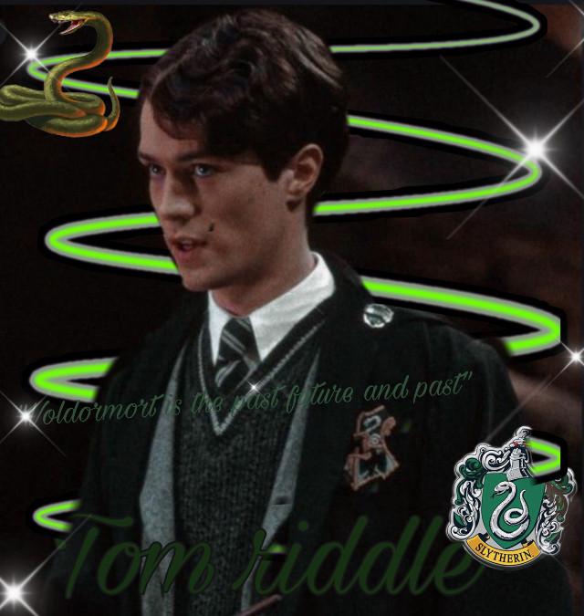 Tom riddle#harry potter