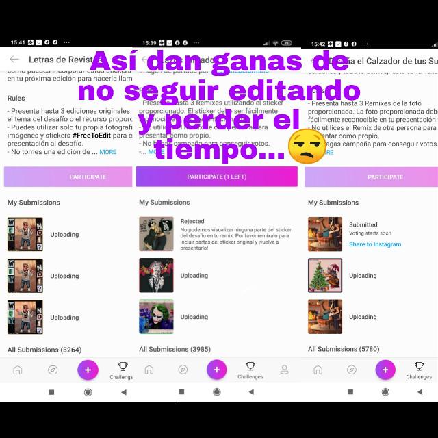 #This makes you want to stop editing and waste time...😒 Así dan ganas de no seguir editando y perder el tiempo...😒