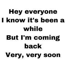 comingback