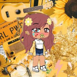 sunshine sunflower yellowaesthetic gachaclub yellow yellowbackground yellowflower yellowvibes yellowgirl gachaclubeditz gachaclubedits gachacluboc gachacluboutfit gachaclub2020 gachaclubsuggestions freetoedit