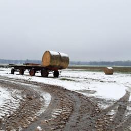 snow fieldsofsnow winter