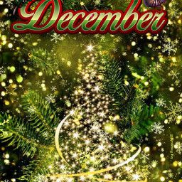 welcome december myedit