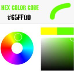 hexcode green