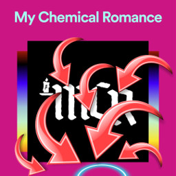 mcr mychemicalromance freetoedit