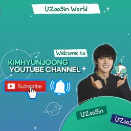 kimhyunjoong youtube u freetoedit