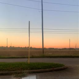 freetoedit sunset sunrise nature