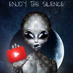 alienized youtube music electronic depechemode cover sonyatvmusic space alien singer madewithmobile freetoedit
