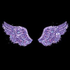 glitter glittery glitters aesthetic sparkle background black blackaesthetic selfie bling brillos estrellas aestheticbackground glitterbackground overlay layover wings glitteroverlay wing angel alas fly pngbyet purple purpleaesthetic freetoedit