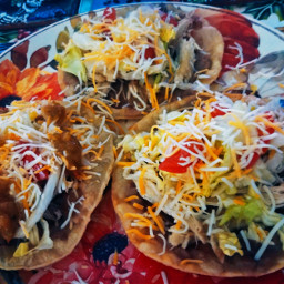 food lunch tostadas mexicanfood tasty homemade inmykitchen yummy myphotography