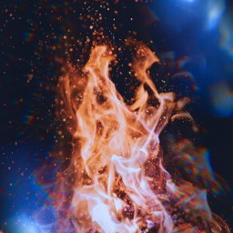 wallpaper fire myedit interesting orange freetoedit