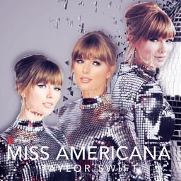 freetoedit taylorswift tayloralisonswift missamericana mirrorball grey aesthetic poster cover dispersion madewithpicsart bradmondo yungblud