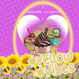 cakes freetoedit rcyellowvibes yellowvibes