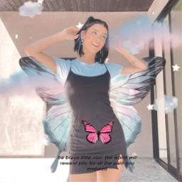 myedit charlidamelio butterfly yesyoucan freetoedit