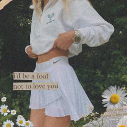 freetoedit vintage aesthetic newspaper vintageaesthetic daisy nature cute interesting summer spring