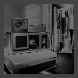 polaroidcamera grey