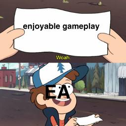 eagames meme funny idkgotbored freetoedit