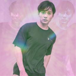 freetoedit holga holgaeffect holga2 holographicdripart colors pink colorize rainbow