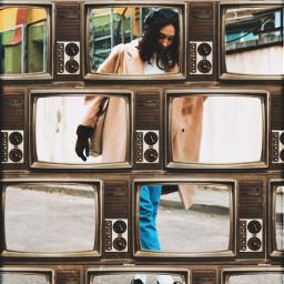 freetoedit tv vintage retro television vintageaesthetic