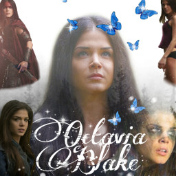octavia octaviablake skygirl skiaripa bloodreina redqueen the100edit the100 freetoedit