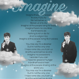 johnlennon imagine johnlennonimagine deathdate missyou december8th hippie peaceandlove classicrock freetoedit