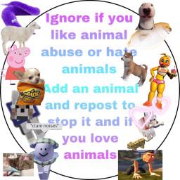 stopanimalcruelty freetoedit