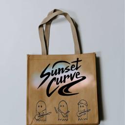 julieandthephantoms sunsetcurve freetoedit ircdesignthebag designthebag