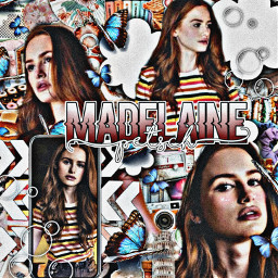 madelainepetsch complex cheryl riverdale riverdaleedit madelame mads aesthetic cherylriverdale madelainecomplexedit queen bestshow ily madelaineriverdale freetoedit