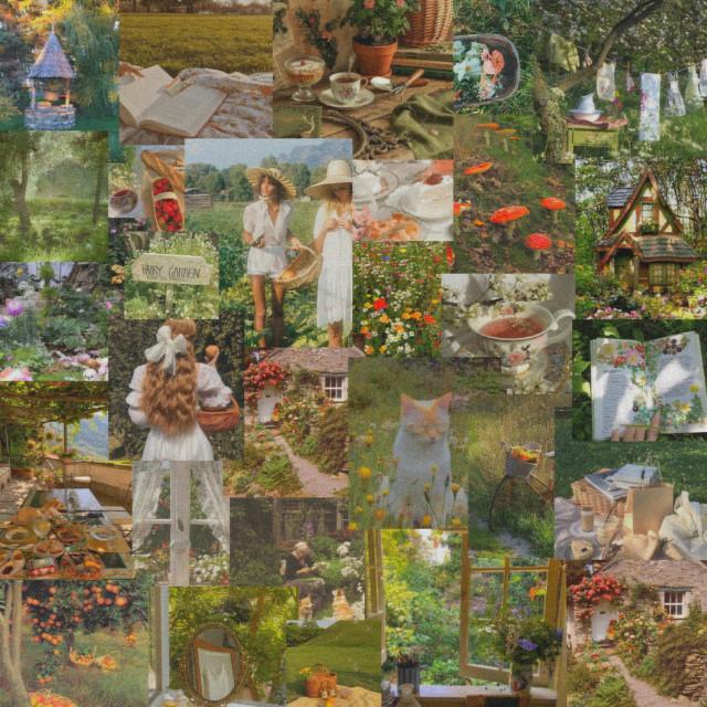 #freetoedit #cottagecore#cottagecoreaesthetic#aesthetic#tea#soft#wildflowers#light#sunny#fluffy#woods#fairy#fairies #fairygarden #charli#vintage#retro#nostalgia #nostalgic #happy#peaceful#alone#addisonrae #fyp #followforfollow