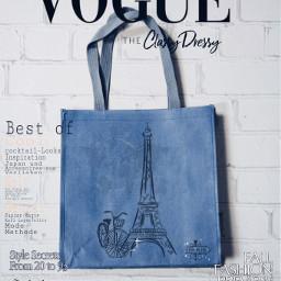 bag vogue magazine limitededition freetoedit ircdesignthebag designthebag