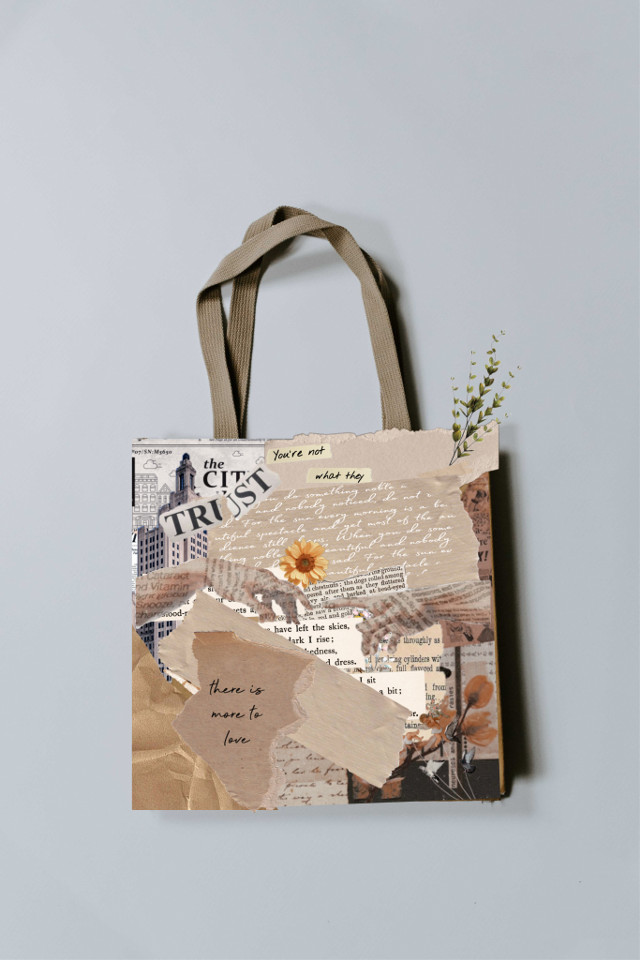 #vintage #bag #newspaper #competition #lucyfmallon