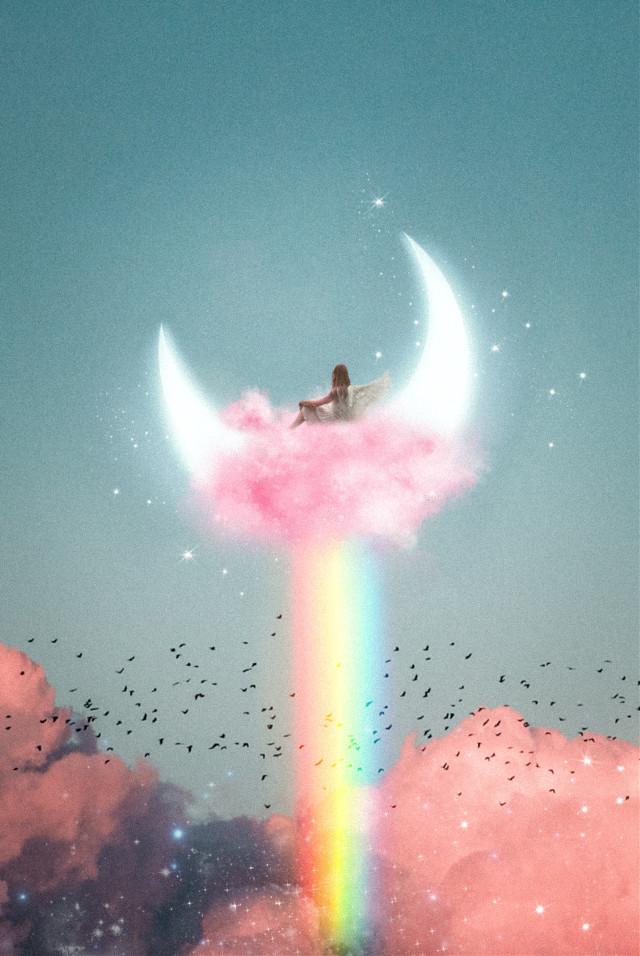 #angel #stressedøut #manipulationedit #creativeart #creativeselfiecontest #createart #2020 #2021 #yearend