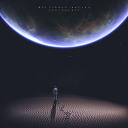conceptart heypicsart surreal sky desert photomanipulation madewithpicsart surrealism freetoedit
