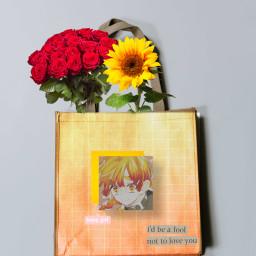 kimetsunoyaiba zenitsuagatsuma bag freetoedit ircdesignthebag designthebag