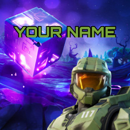 fortnite logo fortniteskin halo masterchief fortnitelogo freetoedit