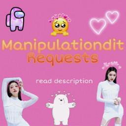 editrequests kpop