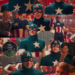 captainamerica capitanamerica blendedit blend captainamericathefirstavenger steverogers capitan captain scarlet_witch_23  ✪ήydяλ'ƨ scarlet_witch_23